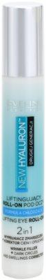 Eveline Cosmetics New Hyaluron liftinges és hűsítő roll-on szemkörnyékre 2 az 1-ben