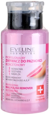Eveline Cosmetics Professional odlakovač na nehty bez acetonu