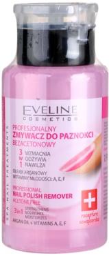 Eveline Cosmetics Professional removedor de verniz sem acetona