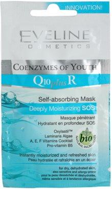 Eveline Cosmetics Q10 + R maseczka nawilżająca