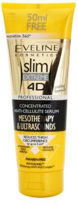 Eveline Cosmetics Slim Extreme koncentrované sérum proti celulitíde