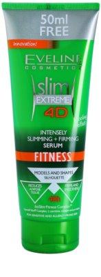 Eveline Cosmetics Slim Extreme zeštíhlující a zpevňující sérum proti celulitidě s chladivým účinkem