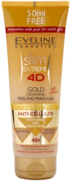 Eveline Cosmetics Slim Extreme пілінг для тіла