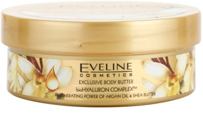 Eveline Cosmetics SPA Professional Argan & Vanilla масло за тяло 1