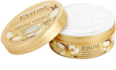 Eveline Cosmetics SPA Professional Argan & Vanilla масло за тяло 2