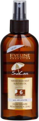 Eveline Cosmetics Sun Care ulei pentru plaja SPF 6