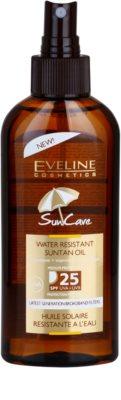Eveline Cosmetics Sun Care ulei spray pentru bronzare SPF 25 1