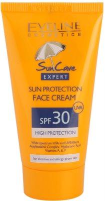 Eveline Cosmetics Sun Care слънцезащитен крем за лице SPF 30