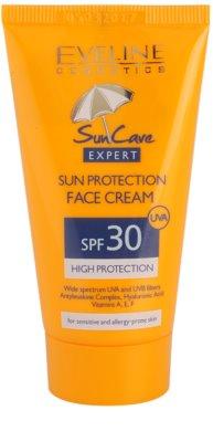 Eveline Cosmetics Sun Care crema solar facila SPF 30