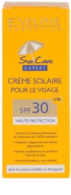 Eveline Cosmetics Sun Care krema za sončenje za obraz SPF 30 3