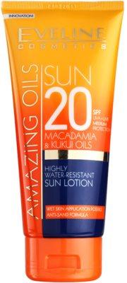 Eveline Cosmetics Sun Care leite solar SPF 20