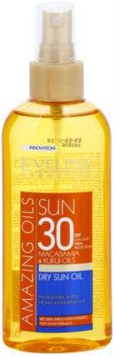 Eveline Cosmetics Sun Care olejek ochronny do opalania w sprayu SPF 30