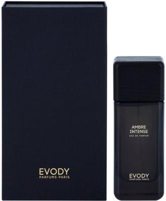 Evody Ambre Intense Eau de Parfum unissexo