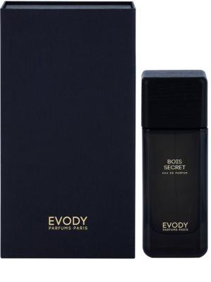 Evody bois secret Eau de Parfum para homens