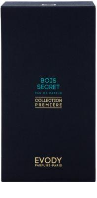 Evody bois secret Eau de Parfum para homens 3