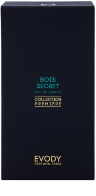 Evody bois secret Eau de Parfum für Herren 3