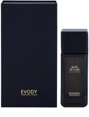 Evody Note De Luxe eau de parfum unisex