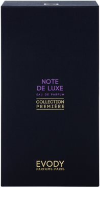 Evody Note De Luxe Eau de Parfum unissexo 3