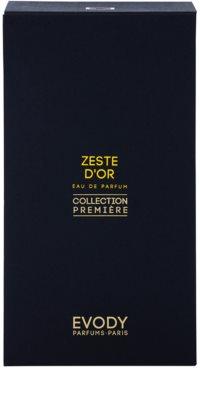 Evody Zeste D´Or Eau de Parfum unisex 3