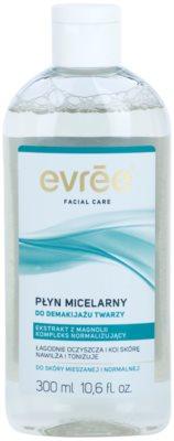 Evrée Cleaning Mizellarwasser für normale Haut und Mischhaut