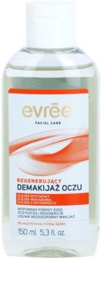 Evrée Cleaning odličovač očního make-upu s regeneračním účinkem