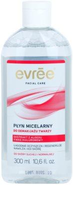 Evrée Cleaning Mizellar-Reinigungswasser für normale und trockene Haut