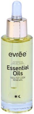 Evrée Essential Oils vlažilno olje za obraz za vse tipe kože