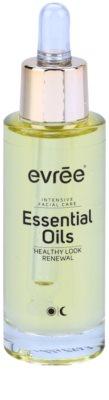 Evrée Essential Oils овлажняващо кожата масло за всички типове кожа на лицето