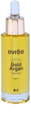 Evrée Gold Argan olje za obraz s pomlajevalnim učinkom