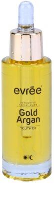 Evrée Gold Argan pleťový olej s omladzujúcim účinkom