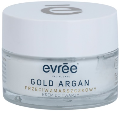 Evrée Gold Argan Anti-Faltencreme 50+