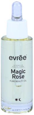 Evrée Magic Rose омолоджуюча олійка для обличчя для комбінованої шкіри