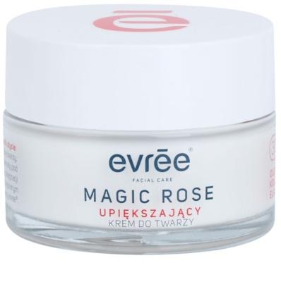 Evrée Magic Rose creme contra os primeiros sinais de envelhecimento da pele 30+