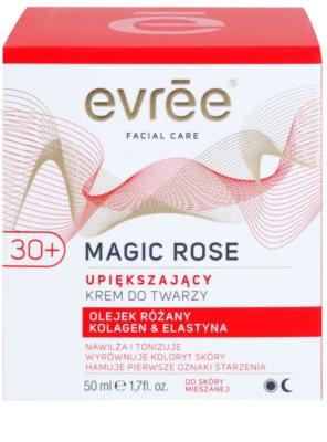Evrée Magic Rose Crema impotriva semnelor de imbatranire precoce ale pielii 30+ 2