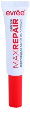 Evrée Max Repair відновлююча сироватка для нігтів