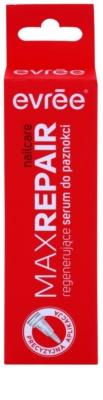 Evrée Max Repair відновлююча сироватка для нігтів 2