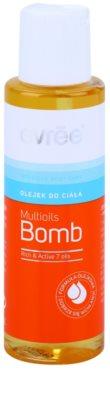 Evrée Intensive Body Care Multioils Bomb óleo corporal com efeito rejuvenescedor