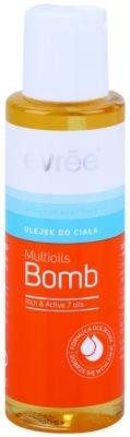 Evrée Intensive Body Care Multioils Bomb testápoló olaj fiatalító hatással