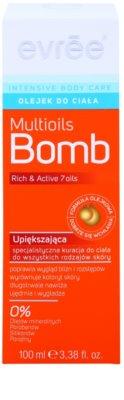 Evrée Intensive Body Care Multioils Bomb testápoló olaj fiatalító hatással 2