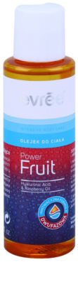 Evrée Intensive Body Care Power Fruit kétfázisú olaj tetsre  hidratáló hatással