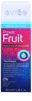 Evrée Intensive Body Care Power Fruit ulei de corp cu două faze cu efect de hidratare 2