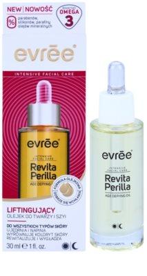 Evrée Revita Perilla liftingové sérum na obličej a krk 1