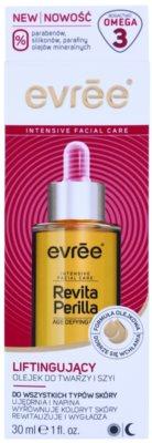 Evrée Revita Perilla liftingové sérum na obličej a krk 2
