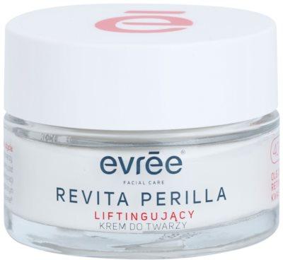 Evrée Revita Perilla crema con efecto lifting 40+