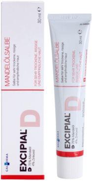 Excipial D Almond Oil crema protectoare pentru fata si corp 1