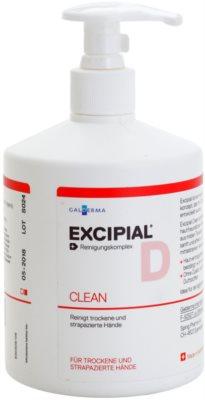 Excipial D Clean jabón suave para manos