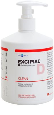 Excipial D Clean нежен сапун за ръце