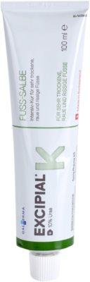 Excipial K Foot Intensivpflege für sehr trockene und rissige Fußsohlen