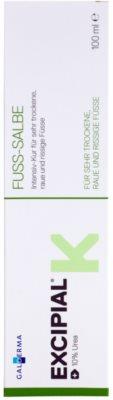 Excipial K Foot Intensivpflege für sehr trockene und rissige Fußsohlen 2