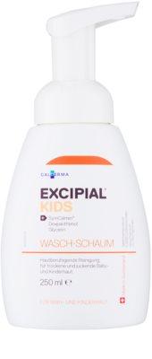 Excipial Kids espuma limpiadora  para pieles sensibles e irritadas